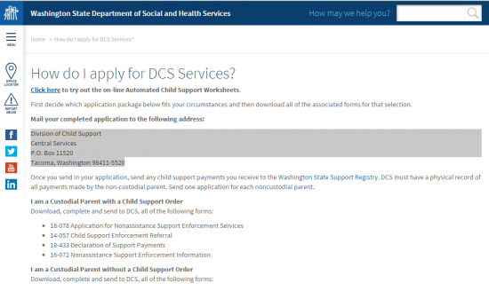 Washington Child Support Login Make A Payment Childsupport. Other Resources Lawsicon Washington Child Support. Worksheet. Washington State Child Support Worksheet At Mspartners.co
